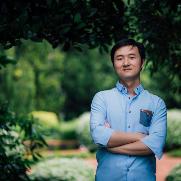 Botanic Gardens Photoshoot by Jia Xin