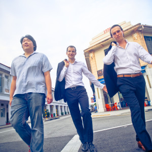 Andrew, Frank & Bob @ Peranakan Photoshoot
